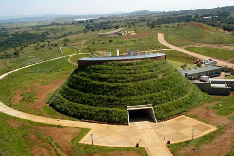 Cradle of Humankind, Johannesburg CBD, South Africa